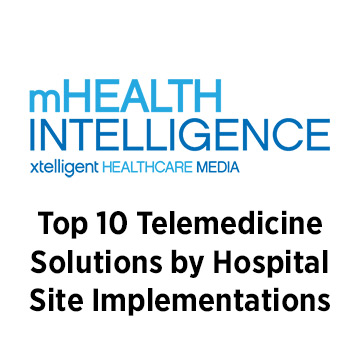 Top 10 Telemedicine Solutions by Hospital Site Implementations