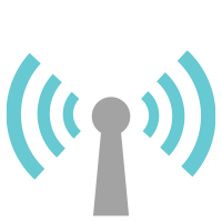 Icon: Wireless Networking